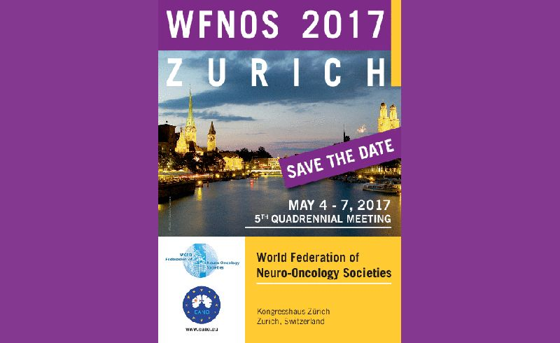 Meeting of the  World Federation of Neuro-Oncology Societies 2017