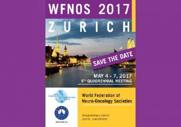 El Dr de Quintana realiza dos comunicaciones en el Congreso Mundial de  Neuroncología
