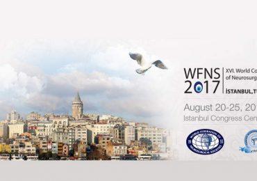 El Dr de Quintana presenta dos comunicaciones en el Congreso Mundial de Neurocirugía.