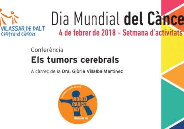 Conferencia de la Doctora Villalba con motivo del Día Mundial Contra el Cáncer 2018