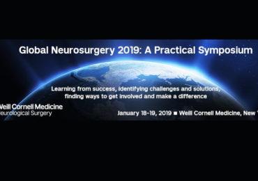 El Dr. Andreas Leidinger participa en el Global Neurosurgery 2019: A Practical Symposium.