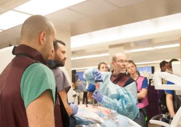 El Dr. Andreas Leidinger asistió el pasado diciembre al NYC-MISS 2018 en el Weill Cornell Medical College
