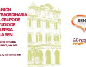 La Dra Alba Sierra ha participado en la Reunión Extraordinaria del Grupo de Estudio de Epilepsia de la SEN