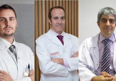 Los doctores Fiol, Cristian de Quintana y González entre los 10 más destacados de 2021