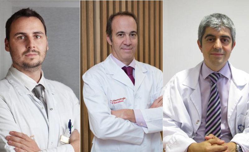 los mejores neurocirujanos en Barcelona